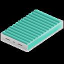 Резиновые Power Bank (Внешние аккумуляторы)